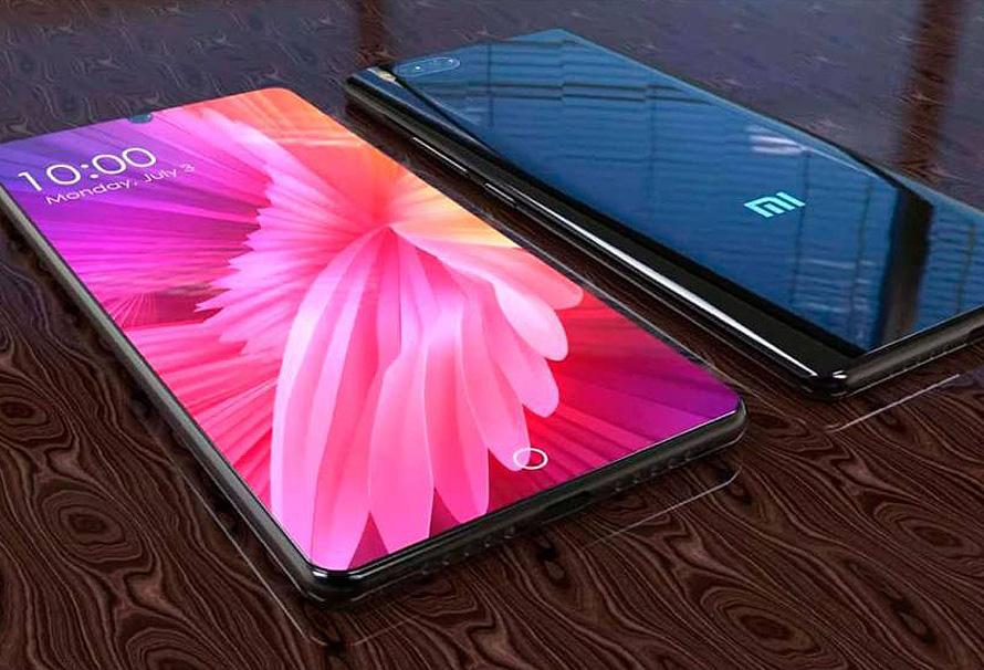 Concepto del Xiaomi Mi7