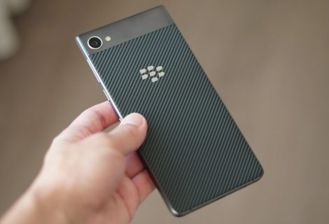 BlackBerry Motion: con Android y sin teclado