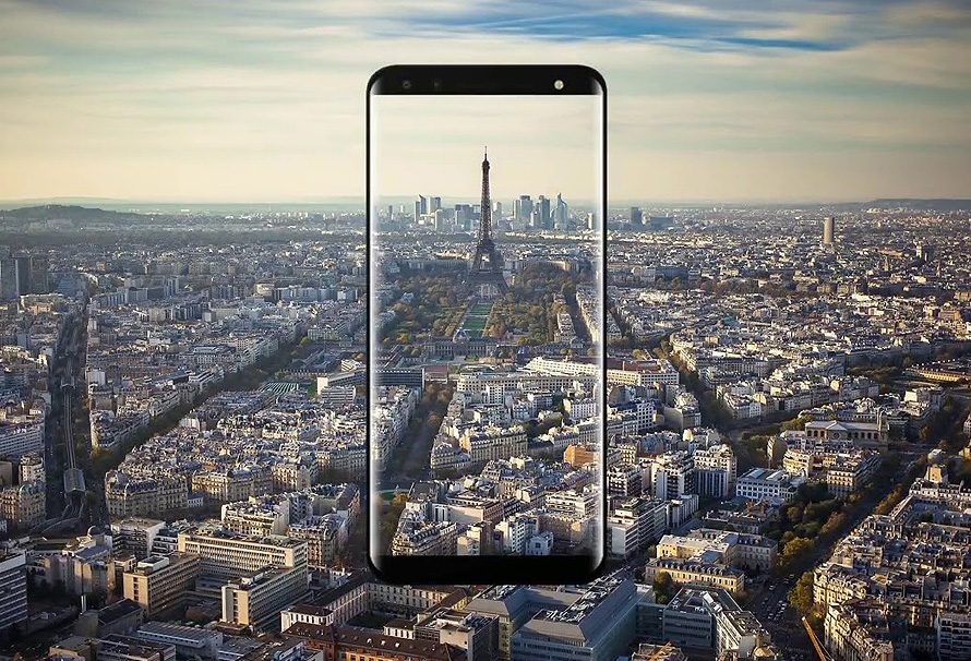 Blackview S8: cero bordes, cuatro cámaras, todo el estilo