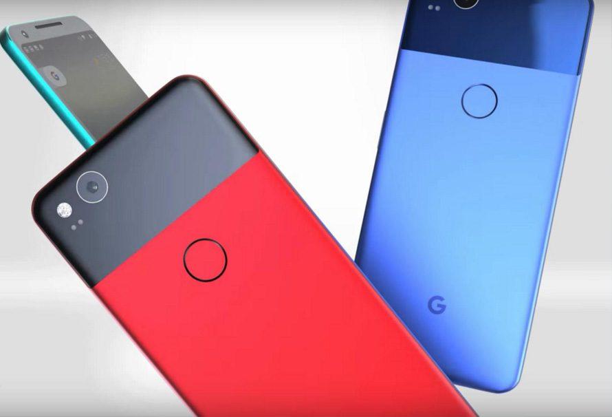 Google Pixel 2 y Pixel 2 XL: ya están aquíiiiiiiiiiiii