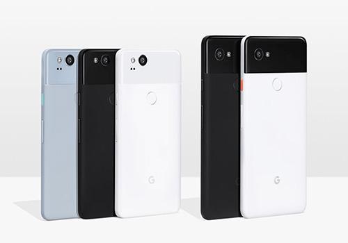 presentado el google pixel 2