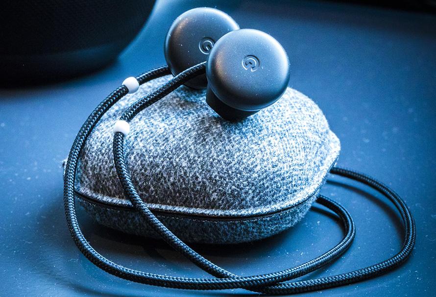 auriculares google