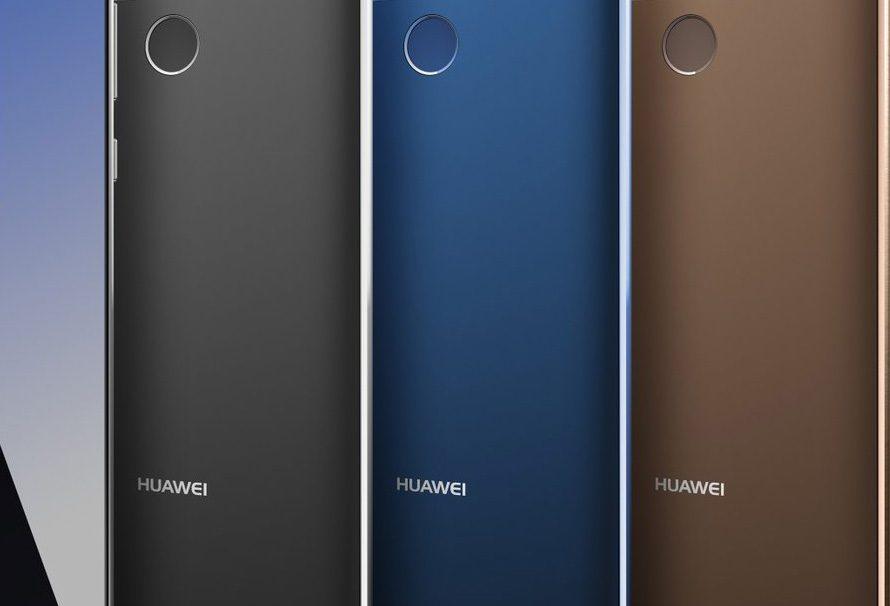 El primer render del Huawei Mate 10 muestra un terminal precioso