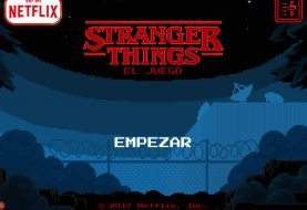 Stranger Things: The Game ¡Juégalo en Android e iOS!