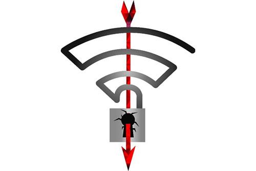 krack amenaza wifi