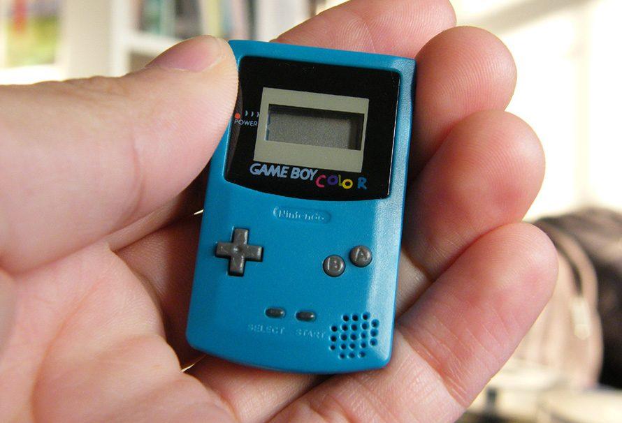 ¿Futura Game Boy Mini? Take my money, Nintendo
