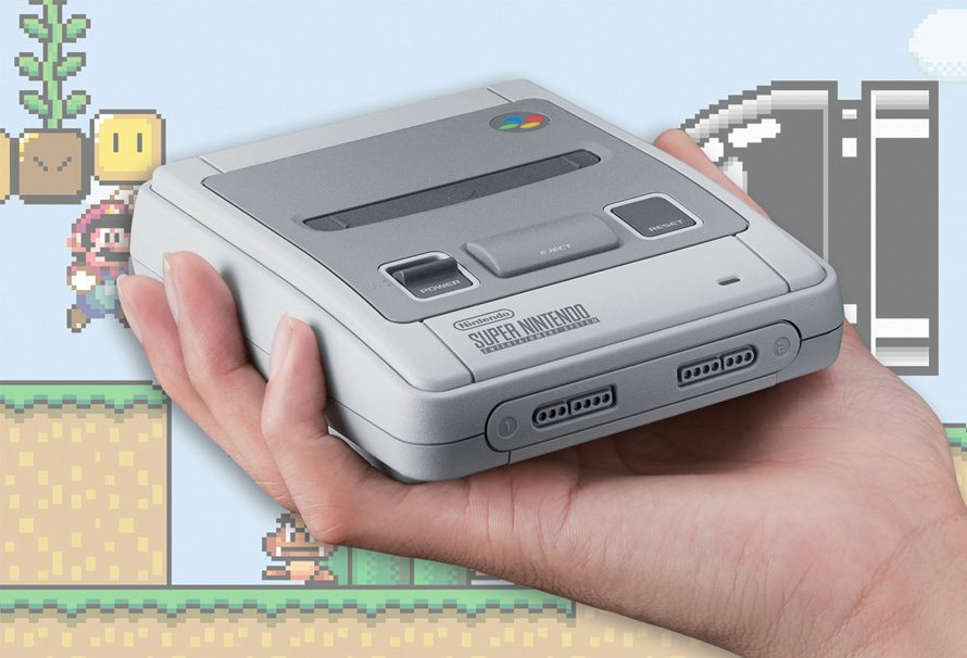 Super NES Mini: primer contacto con este portal a la nostalgia