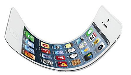 pantalla smartphone flexible