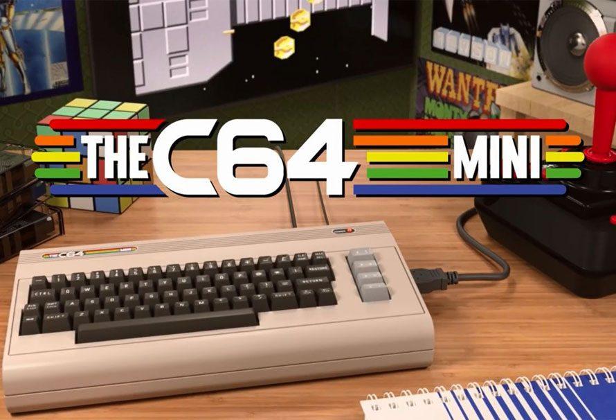 Commodore 64 Mini: vuelve el ordenador más vendido del mundo