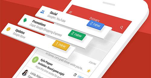 Podrás usar Gmail en IOS