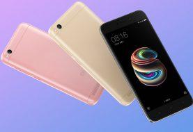 Xiaomi Redmi 5A: diferencias con Note 5A y Redmi 4A