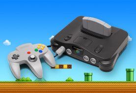 Aparece una lista de los posibles juegos de la Nintendo 64 mini