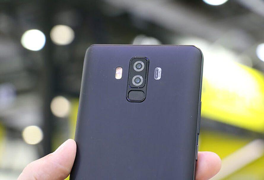Bluboo S3: clon del Galaxy S9 con 8.300 mAh