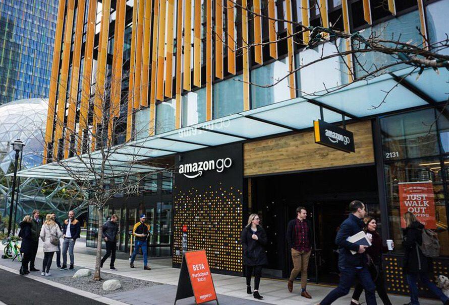 Amazon Go: la tienda sin dependientes de Seattle