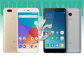 Xiaomi Mi A1 VS Redmi Note 4: el duelo que define la gama media