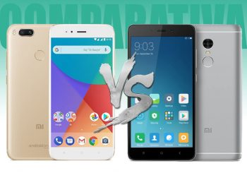 Xiaomi Mi A1 VS Redmi Note 4: el duelo que define la gama media