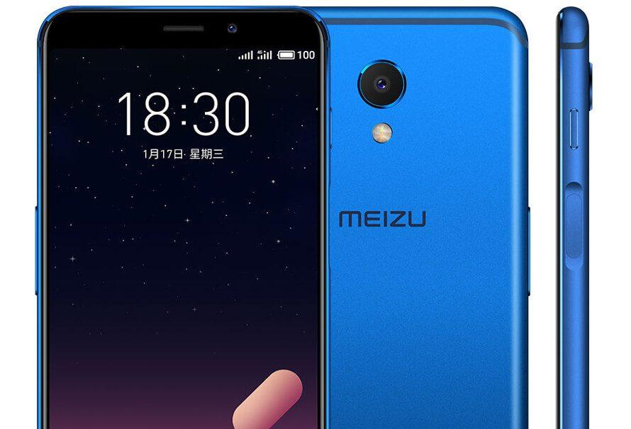 Meizu vuelve con su M6s y pantalla 18:9
