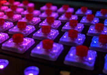 Cherry lleva los teclados mecánicos a los laptops