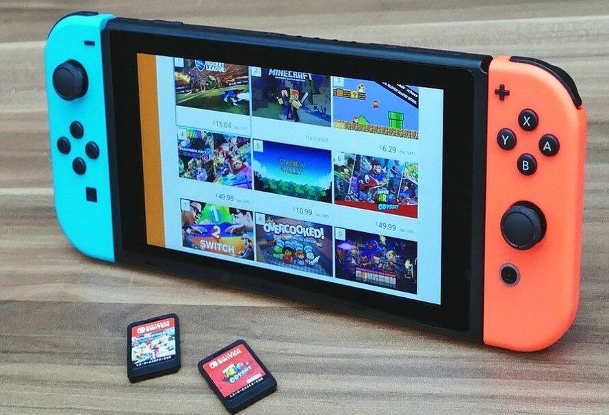 ¿Cómo compartir juegos digitales de Nintendo Switch?