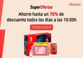 Descubre el nuevo canal de chollos de AliExpress: Super Deals