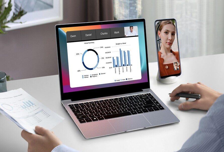 Nuevo portátil Blackview AceBook 1