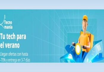 Promoción TecnoMania Julio en AliExpress