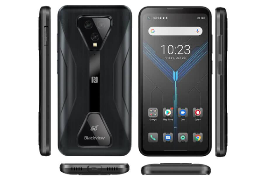 Blackview BL5000 nuevo smartphone ultra resistente