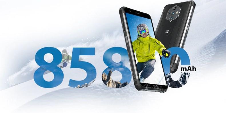 Blackview BV6600 Pro con cámara térmica comprar