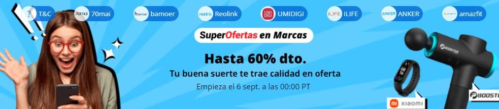 aprovecha Promoción To Pa Tu Vuelta en AliExpress imagen