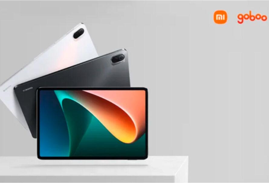 Preventa Xiaomi Pad 5 por 299€ en Goboo